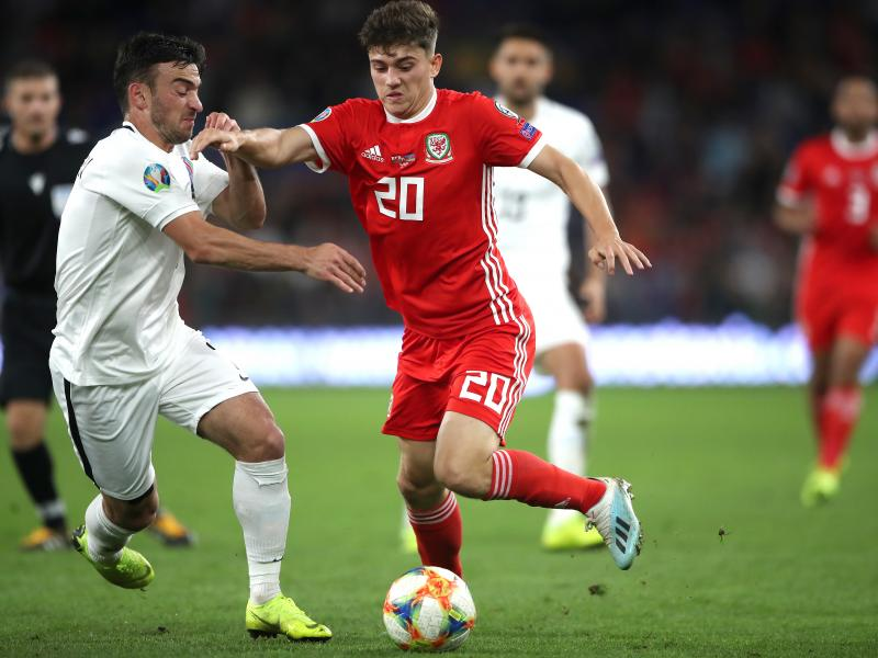 Manchester United duo in Wales squad for Nations League matches