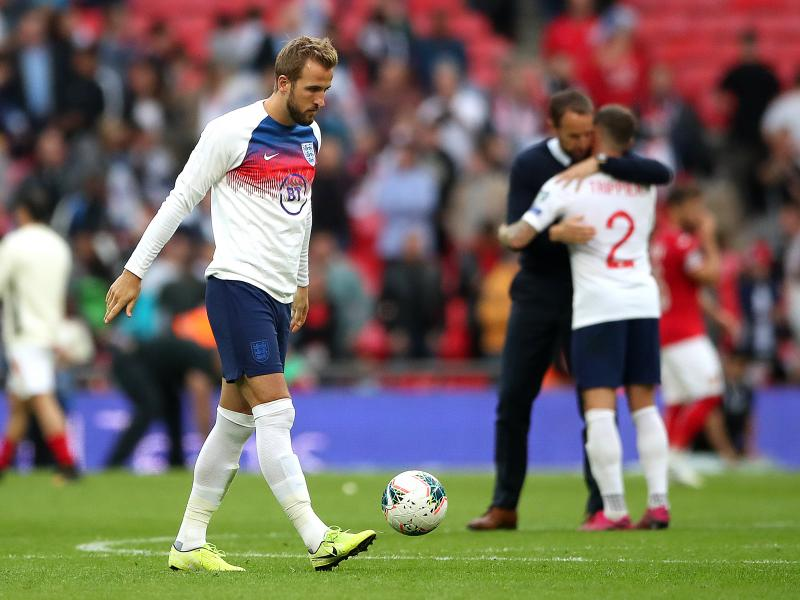 England's predicted lineup against Bulgaria