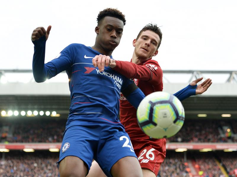 How Lampard convinced Hudson-Odoi to stay at Chelsea