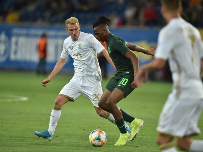 Joe Aribo excited with debut goal for Super Eagles