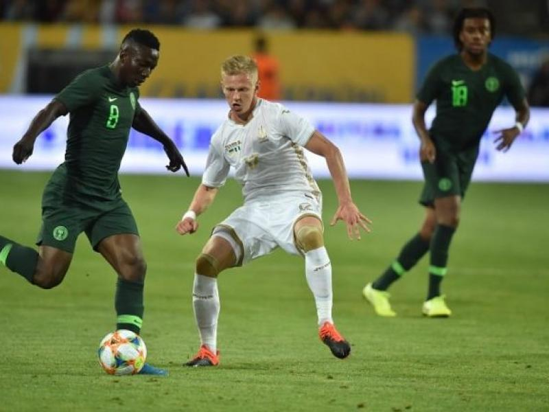 Ukraine 2-2 Nigeria: Shevchenko picks lessons