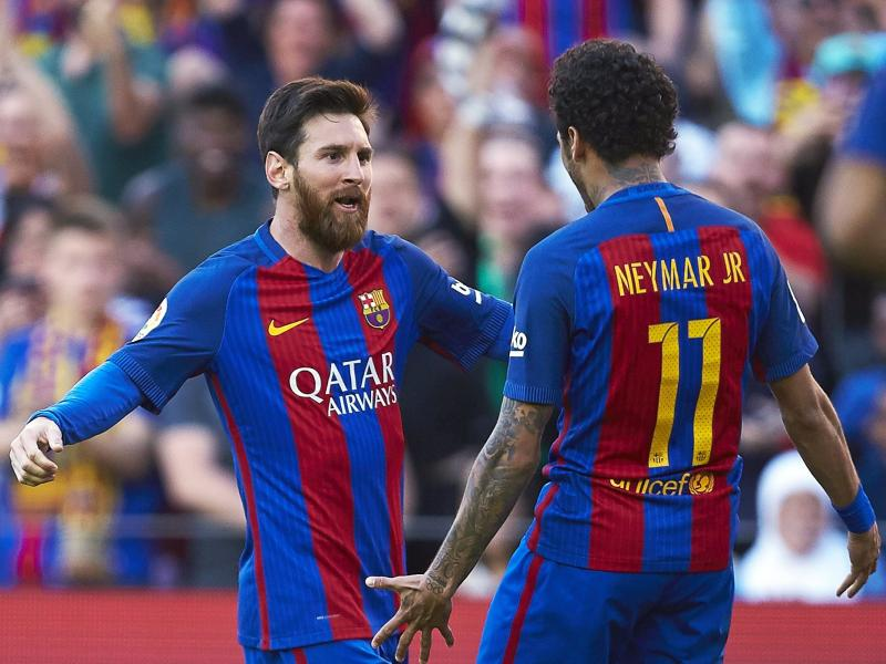 Lionel Messi thought Neymar would join Real Madrid not Barcelona