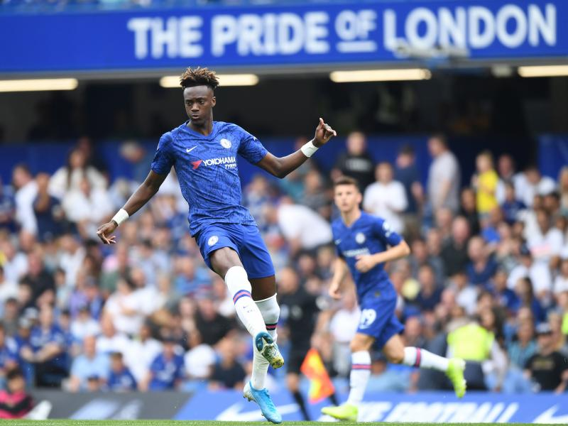 🔵⚪ Tammy Abraham reveals his ultimate African Chelsea legend