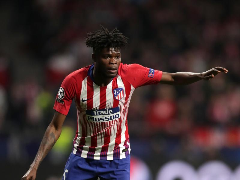 🇪🇸🔴 Thomas Partey named in La Liga's Top 10 Africans of all-time