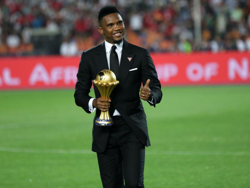 🇨🇲🗣 Mourinho: It's difficult to understand how Eto'o never won the Ballon d'Or