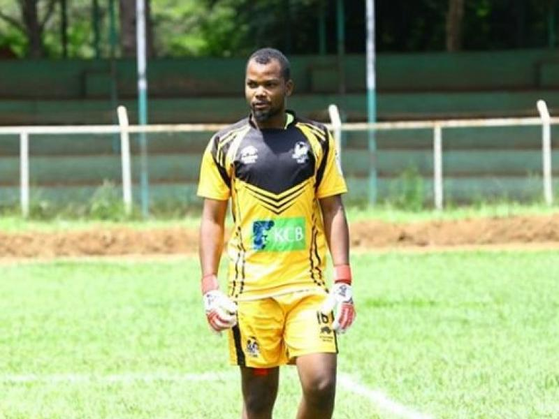 KCB goalkeeper out for four weeks