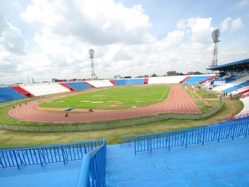 Nyayo Stadium set to host its first match in two years