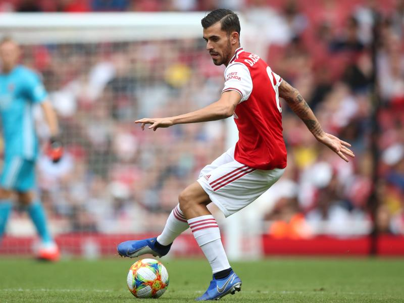 Arsenal's Ceballos speaks out after howler against Benfica
