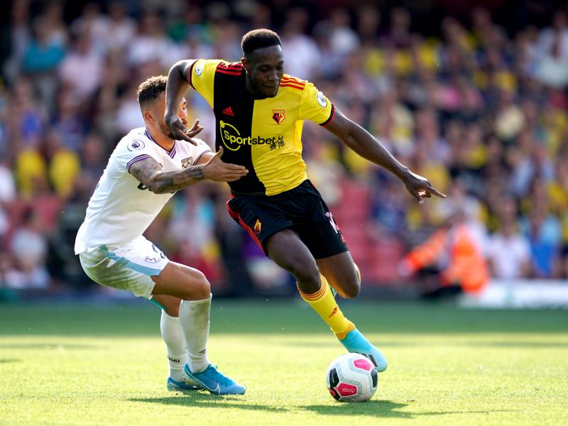 Watford receive massive boost as Danny Welbeck returns to action after injury