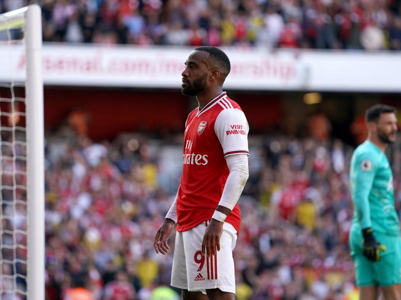 Mikel Arteta fires a warning to Alexandre Lacazette after Pierre-Emerick Aubameyang blow