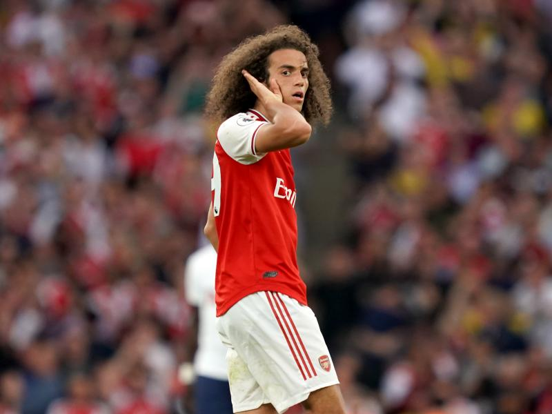 Thierry Henry reacts to Matteo Guendouzi's form at Arsenal