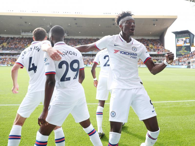 Tammy Abraham the hattrick hero as Chelsea smash Wolves