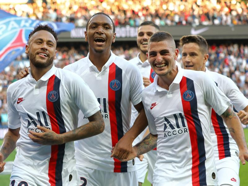 Mauro Icardi starts as Paris Saint-Germain parade line up to face Galatasaray
