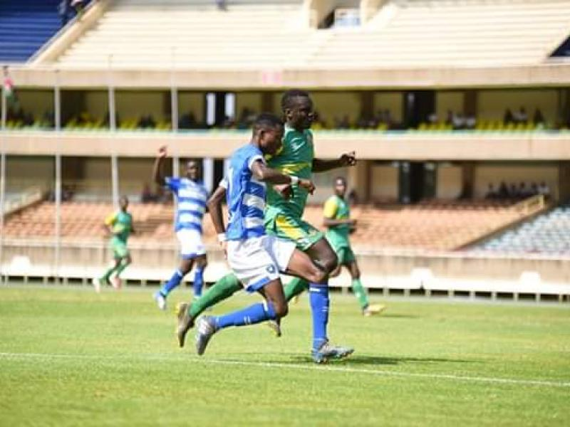 AFC Leopards 0-0 Ulinzi Stars: Ingwe miss another chance to go top
