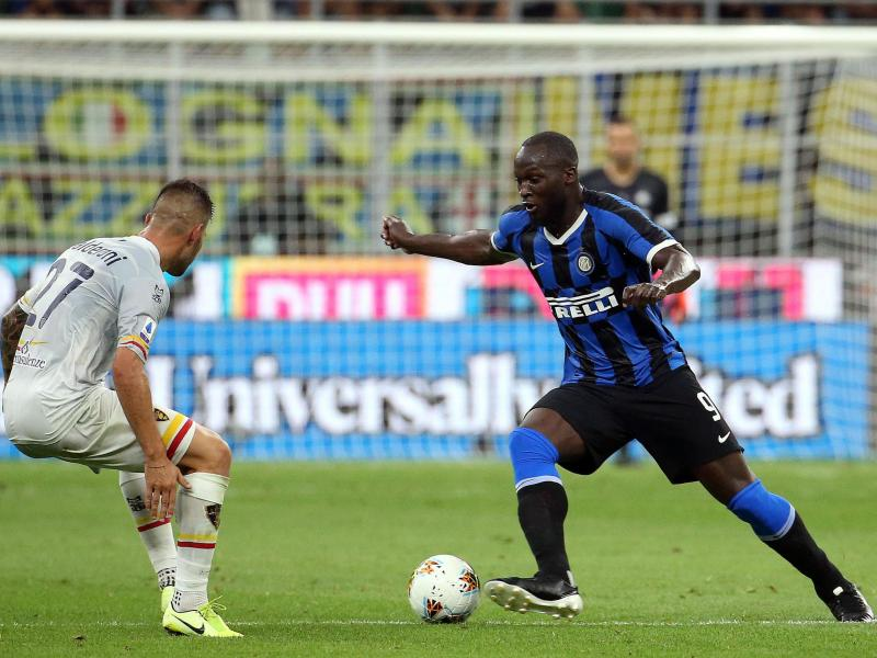 UCL: Lukaku named in Inter Milan starting lineup vs Slavia Prague