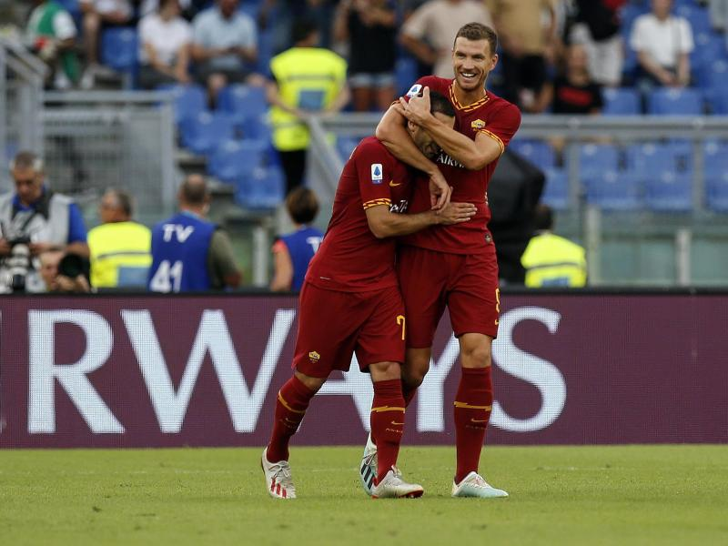 Roma turn down Tottenham approach for Eden Dzeko