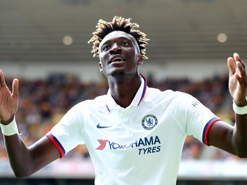 Tammy Abraham names Arsenal great as one of his two idols while growing up