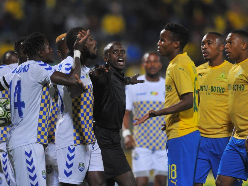 CAF CL Draw:  Al Ahly in pot 1, Mamelodi Sundowns in pot 2
