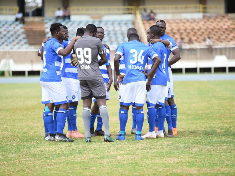 Eugene Mukangula and Whyvonne Isuza included in AFC Leopards team to face Wazito