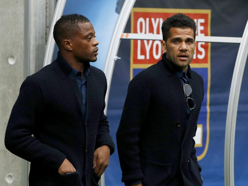 The reason why Evra is back at Manchester United