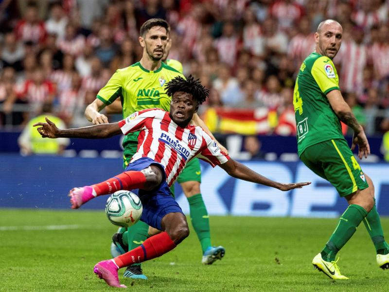 ⚽🏆 UCL: Thomas Partey and Alvaro Morato available for selection ahead of Juventus clash