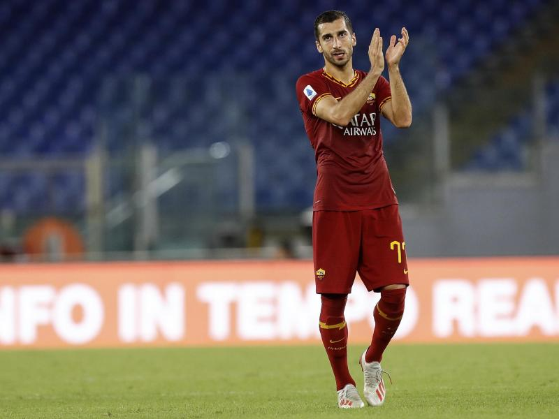 Lost Kenyan boy featured in AS Roma unveiling of Mkhitaryan found
