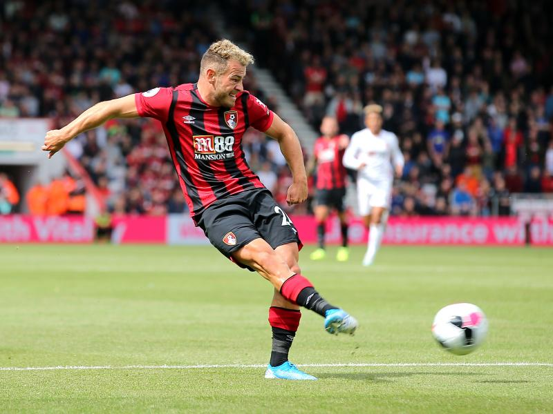 Wolves, Arsenal, Chelsea & Everton maintain interest in signing Bournemouth's Ryan Fraser