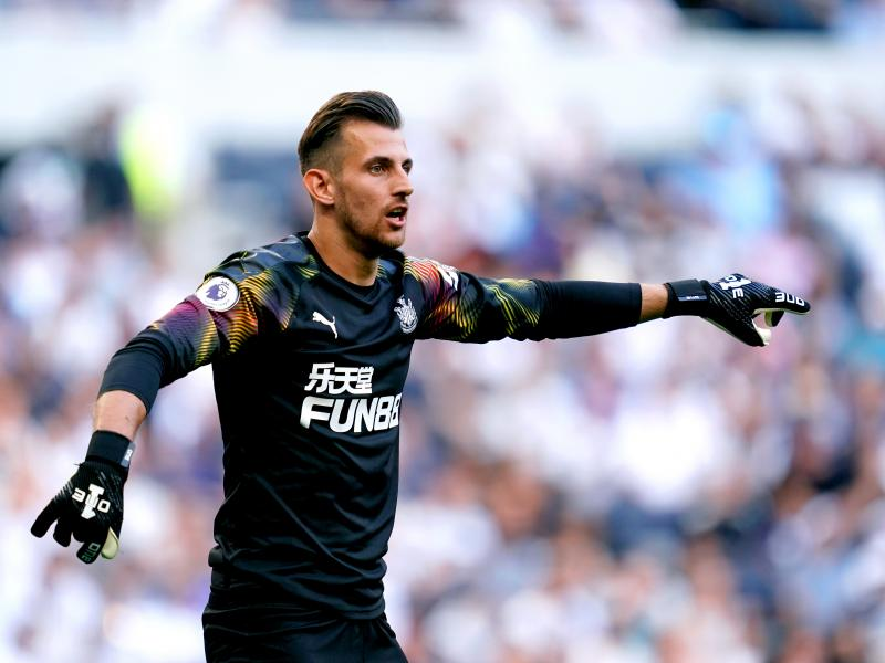 🥅🧤 Newcastle United goalkeeper Martin Dubravka set to sign new and improved contract