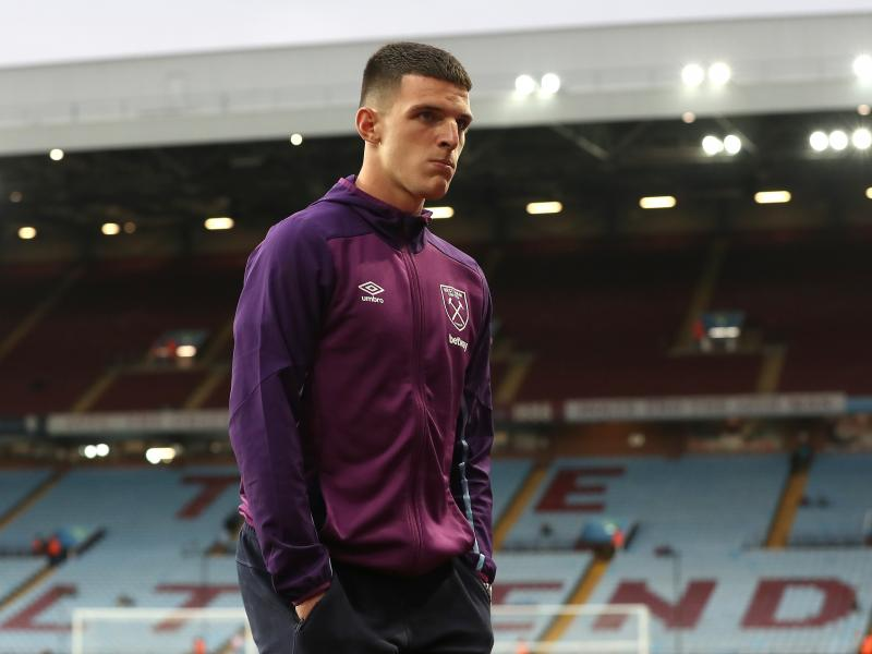 Arsenal urged to move for Declan Rice