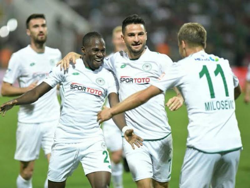 🇹🇷 🇺🇬 Farouk Miya inspires Konyaspor to their first win of the season