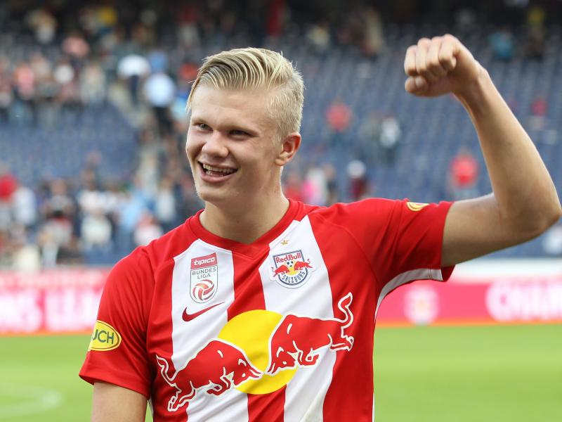 UCL: Haaland nets hatrick in Salzburg big win