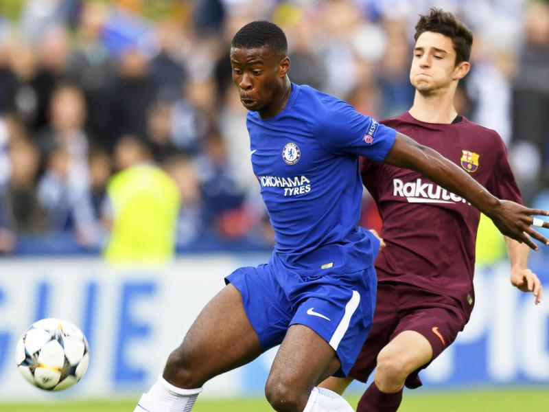 Who's Marc Guehi? The Chelsea youngster who was on the bench against Valencia