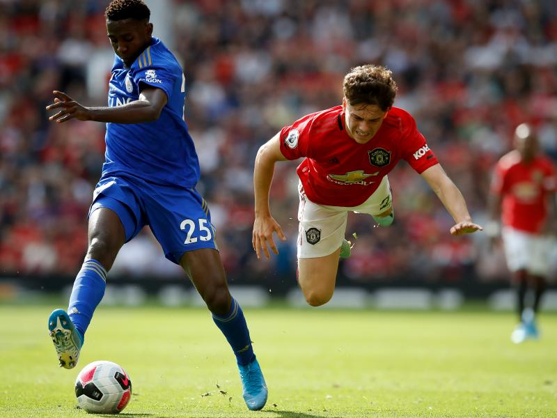 Manchester United suffer Daniel James blow ahead of Europa League tie