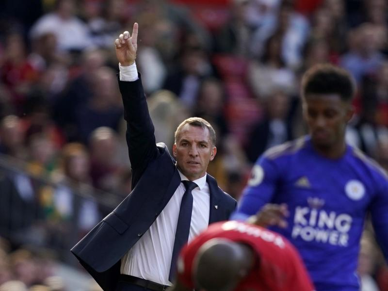 Rodgers: We didn't deserve loss at Manchester United