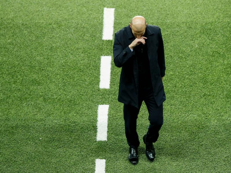 Zinedine Zidane reveals what greatly angered him in the 3-0 defeat to Paris Saint-Germain