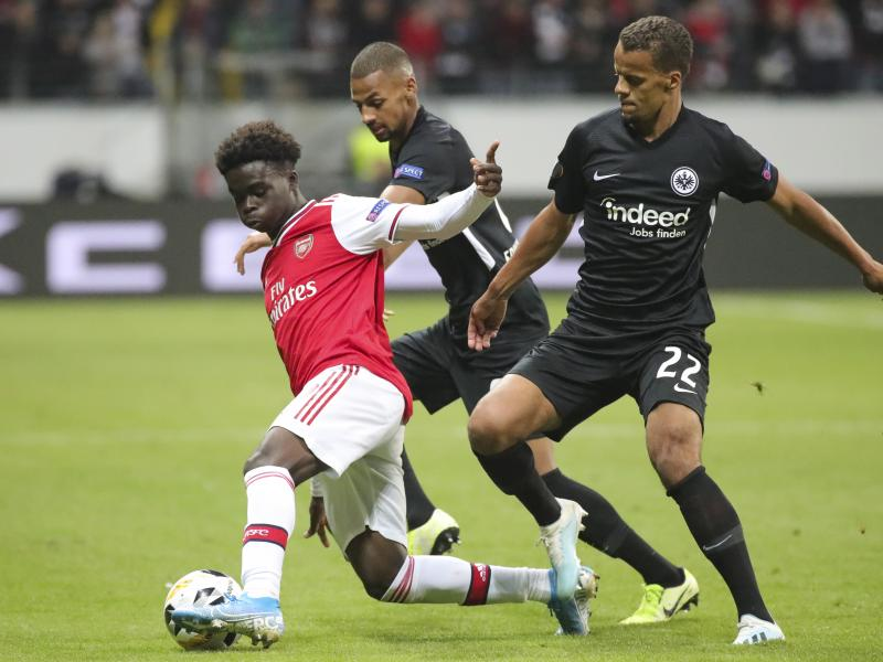Keown: Saka better option than Nicolas Pepe