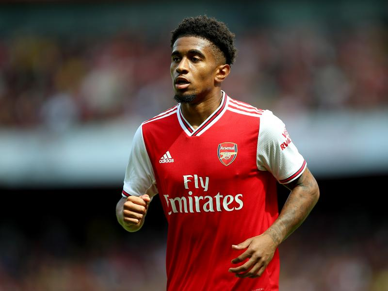 Arteta provides Reiss Nelson injury update