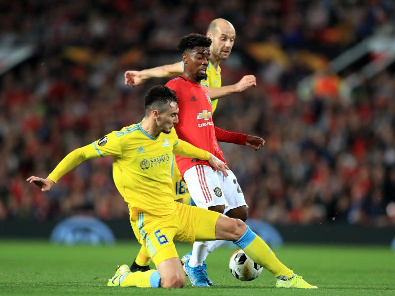 Greenwood's goal the difference as United narrowly squeeze past a stubborn Astana