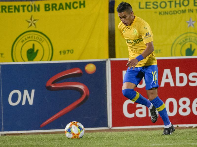 🇿🇦🏆👆🏾 Sundowns 5-0 AmaZulu: South American strikers send Kabo Yellow into TKO quarters