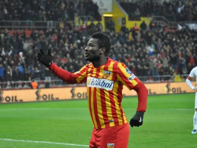 🇮🇳 🇬🇭 Asamoah Gyan set to join NorthEast United in the Indian Super League