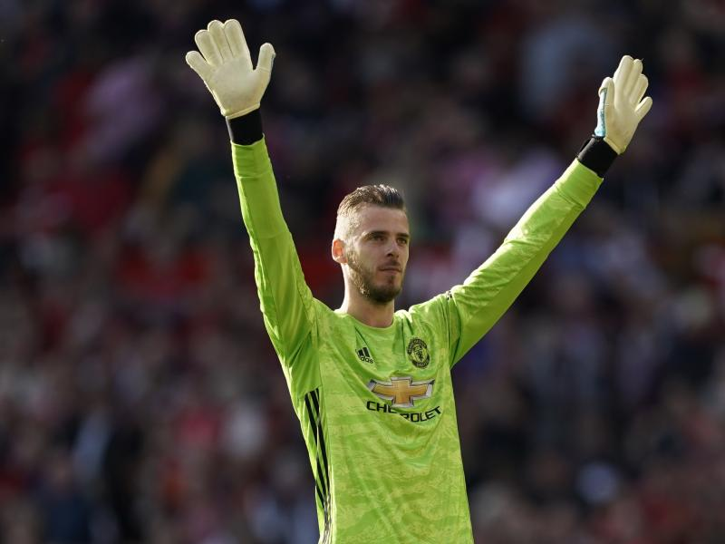 The one record David de Gea holds over Edwin van der Sar at Man United