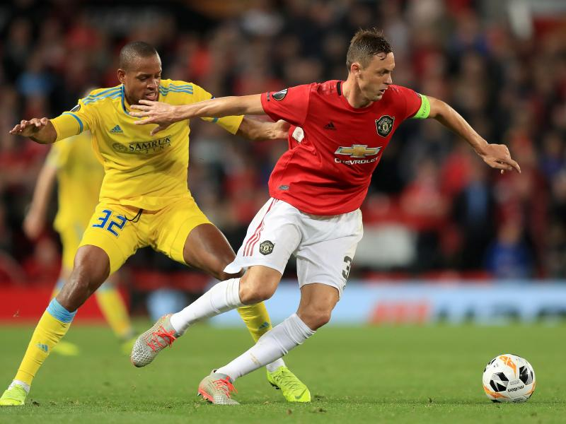 Nemanja Matic makes Manchester United captaincy admission after Astana win