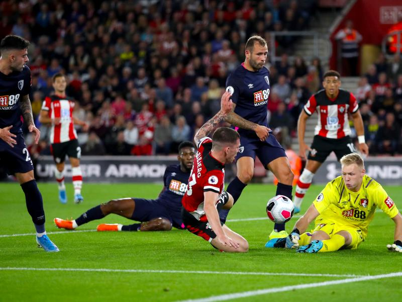 Bournemouth beat Southampton to go third
