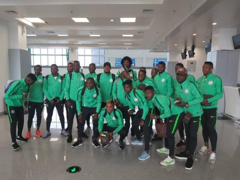 Nigeria ambassador wants Eagles to fly over Togo's Sparrow Hawks