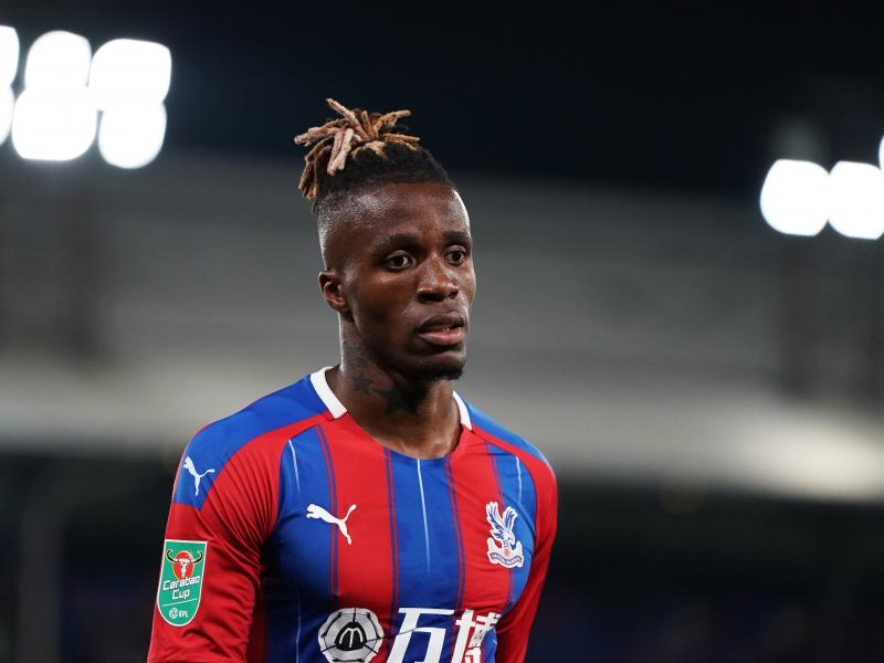 'It crushed me' - Zaha opens up on how Ferguson's departure 'ruined' his Man United dream