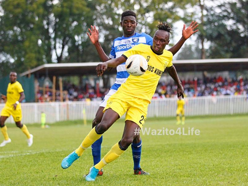 Wazito 2-4 Kakamega Homeboyz: Nicholas Muyoti's men make light work of Wazito
