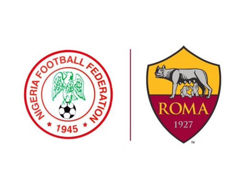 NFF confirm partnership deal with AS Roma