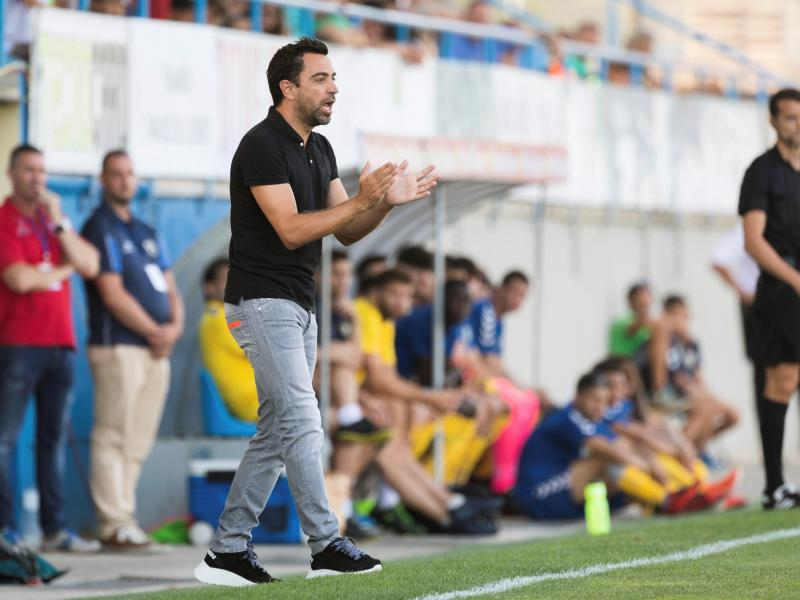 Xavi reveals why he turned down Barcelona's managerial offer