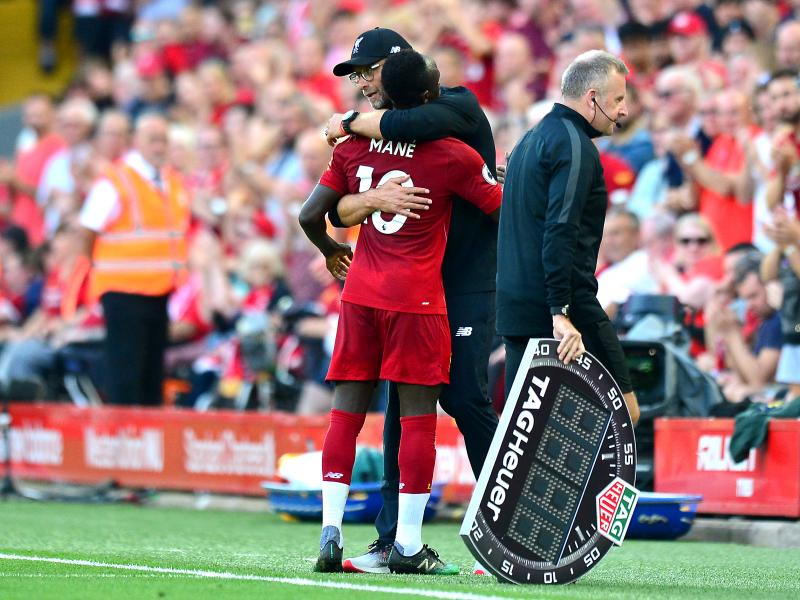 Klopp provides injury update on Salah, Van Dijk and other Liverpool stars ahead of Palace match