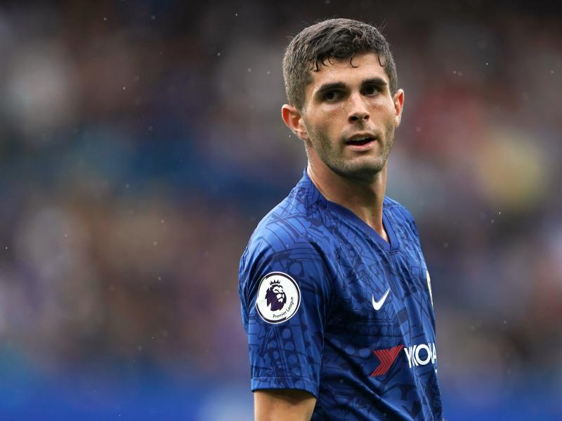 Injury update on Christian Pulisic